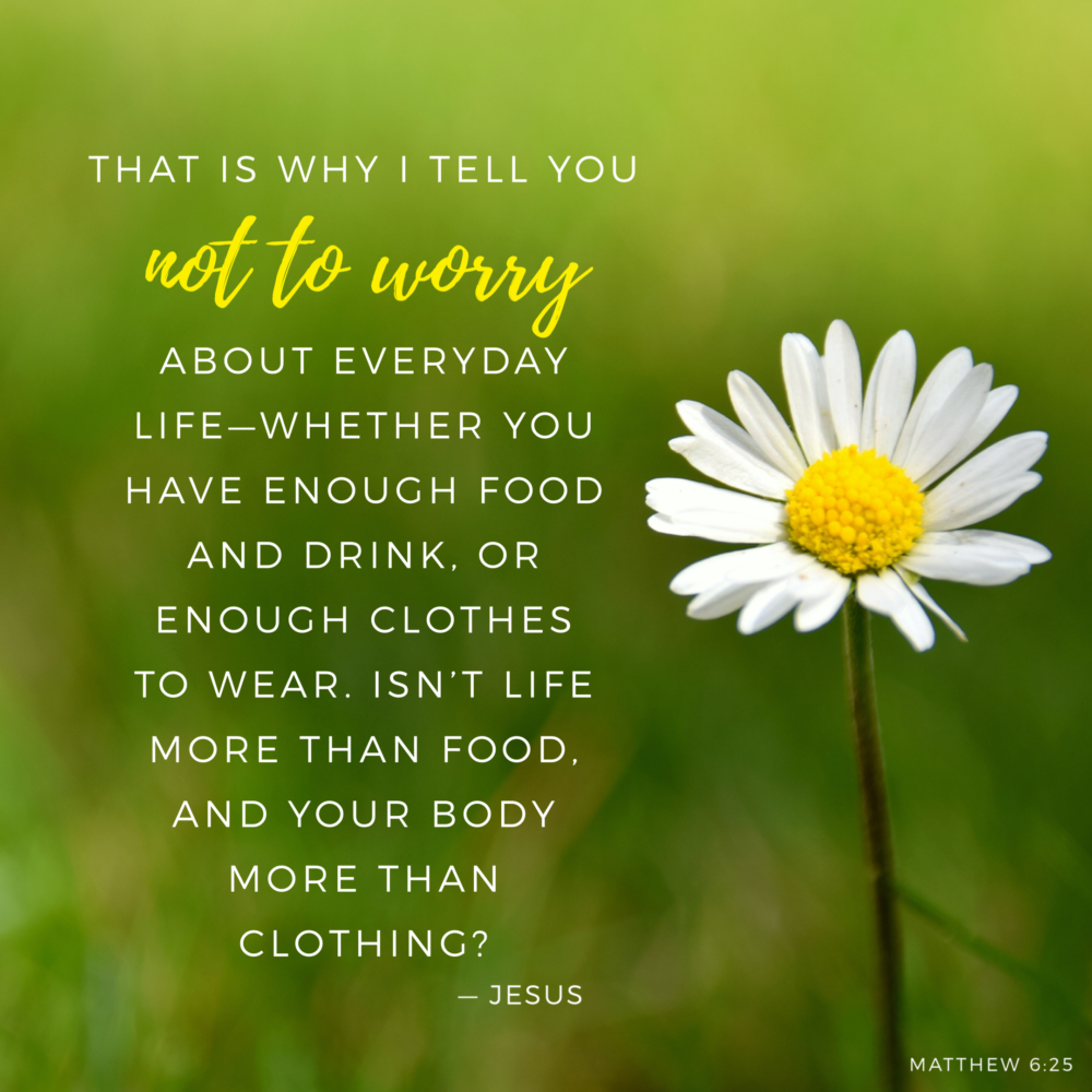 Don't worry about the small stuff like eating and drinking, you have more important things to take care of!